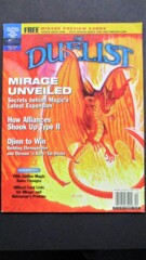 The Duelist Magazine Volume 3 Issue 5 LP