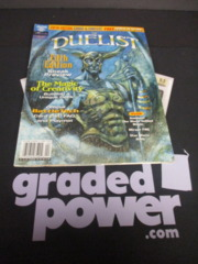 The Duelist WOTC Magazine #16 NM