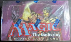 Urza's Legacy Booster Box ME
