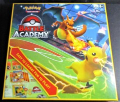 Pokemon Battle Academy Board Game SEALED New