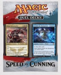 Speed vs Cunning Duel Decks SEALED