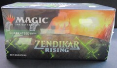 Zendikar Rising Set Booster Box (SEALED)