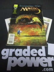 Antiquities War On The World of Magic the Gathering Armada Comic 1 of 4 LP