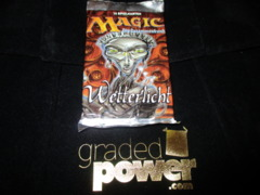 Weatherlight Booster Pack German BB Sealed