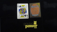 (1) King of Clubs Yaquinto Playing Card
