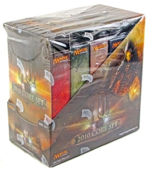 2010 Core Set w/ Five (5) Intro Packs SEALED