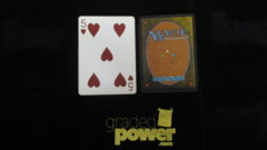 (1) Five of Hearts Yaquinto Playing Card