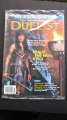 The Duelist Magazine Volume 5 Issue 6 NM