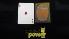 (1) Ace of Diamonds Yaquinto Playing Card