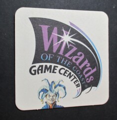 Game Center Jester's Cap Coaster NM