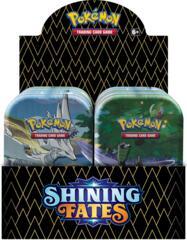 Shining Fates Mini Tin Display Set Sealed New