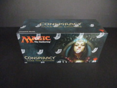 Conspiracy Take the Crown Booster Box SEALED
