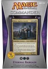 2013 Eternal Bargain Commander Deck SEALED