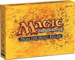 From the Vault Exiled Box Set SEALED