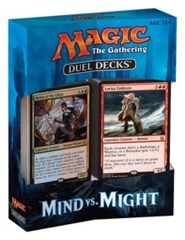Mind vs Might Duel Decks SEALED