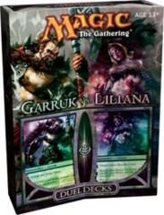Garruk vs Liliana Duel Decks SEALED