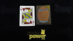 (1) Jack of Hearts Yaquinto Playing Card