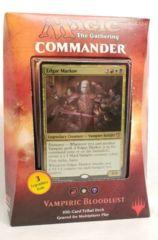 2017 Vampiric Bloodlust Commander Deck SEALED