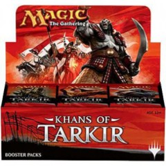 Khans of Tarkir Booster Box SEALED