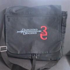 Dungeons and Dragons Messenger Bag