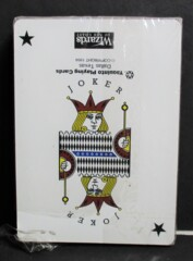 Yaquinto Poker Deck Playing Cards SEALED with DAMAGE