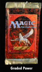 4th Edition Mesa Pegasus Booster Pack (EMPTY)