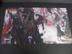 Grand Prix Beijing Declaration Stone Playmat NM