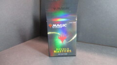 Double Masters VIP Edition Magic (EMPTY)
