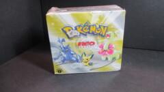 1st Edition Neo Genesis Booster Box Pokemon French SEALED (JB)