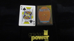 (1) King of Spades Yaquinto Playing Card