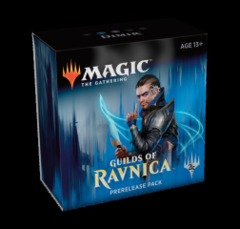 Guilds of Ravnica Dimir Prerelease Pack SEALED