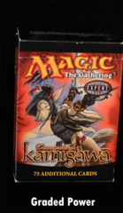 Champions of Kamigawa Tournament Pack LP (EMPTY)