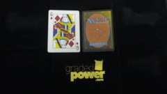 (1) Queen of Diamonds Yaquinto Playing Card