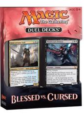 Blessed vs Cursed Duel Decks SEALED