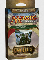 Conflux Naya Domain Intro Pack SEALED