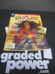 The Duelist WOTC Magazine #12 LP
