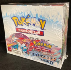 Black & White Boundaries Crossed Booster Box