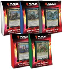 2020 Commander Set (5 Decks) SEALED