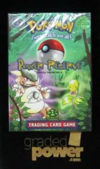 Power Reserve Theme Deck Jungle TCG Special Packaging SEALED