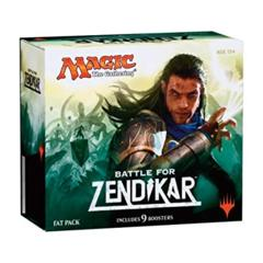 Battle for Zendikar Fat Pack Bundle SEALED