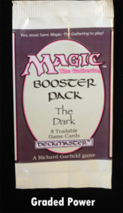 The Dark Booster Pack (EMPTY)