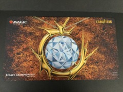 Eternal Weekend Mox Diamond Playmat NEW