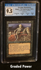 Drudge Skeletons CGC 9.5
