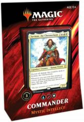 2019 Mystic Intellect Commander Deck SEALED