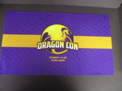 Dragon Con 2017 Playmat NM