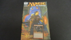 Magic the Gathering Comic Book #2 Faithless Looting SEALED