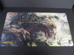 Eternal Weekend Tarmogoyf Playmat NM