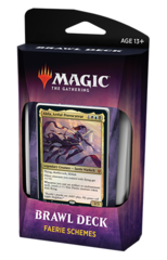 Faerie Schemes Brawl Deck SEALED