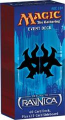 Return to Ravnica Wrack and Rage Event Deck SEALED