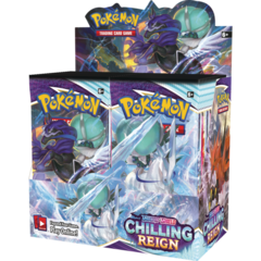 Sword & Shield Chilling Reign Booster Box SEALED